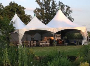 WEDDING MARQUEE FROM £1990