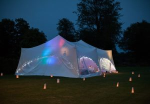 CAPRI MARQUEE HIRE – FUNKY MARQUEES